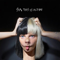 SIA「This is Acting」ジャケット写真
