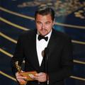 主演男優賞を受賞したレオナルド・ディカプリオ - (C) Getty Images