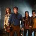 Huluプレミア「死霊のはらわた リターンズ」Ash vs Evil Dead (C) 2016 Starz Entertainment, LLC. All Rights Reserved.
