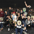 「MAN WITH A MISSION」photo by Daisuke Sakai(FYD inc.)
