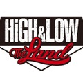 「HiGH&LOW THE LAND」ロゴ