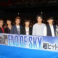 『HiGH&LOW THE MOVIE 2/END OF SKY』初日舞台挨拶