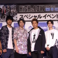 『HiGH&LOW THE MOVIE 2/END OF SKY』スペシャルイベント -(C)2017「HiGH&LOW」製作委員会