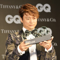 香取慎吾/「GQ MEN OF THE YEAR 2017」