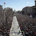 ワシントンD.C.での「March For Our Lives」の様子-(C)Getty Images