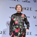 「VOGUE JAPAN Women of the Year 2013」授賞式(樹木希林)