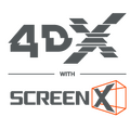 「4DX with ScreenX」