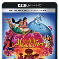 『アラジン』4K UHD MovieNEX (C)2019 Disney