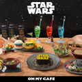 「スター・ウォーズ」OH MY CAFE(C) & TM Lucasfilm Ltd.