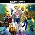 4K ULTRA HD&ブルーレイセット平面BIRDS OF PREY TM & (c) DC. Birds of Prey and the Fantabulous Emancipation of One Harley Quinn(c) 2020 Warner Bros. Entertainment Inc. All rights reserved.