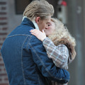 「The Carrie Diaries」(原題)撮影中のアナソフィア・ロブ -(C) Splash/AFLO
