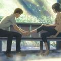 新海誠監督・最新作『言の葉の庭』-(C) Makoto Shinkai/CoMix Wave Films