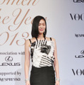 「VOGUE JAPAN Women of the Year 2013」授賞式(CHIHARU)