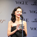 「VOGUE JAPAN Women of the Year 2013」授賞式(福島リラ)
