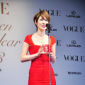 「VOGUE JAPAN Women of the Year 2013」授賞式(スプツニ子!)