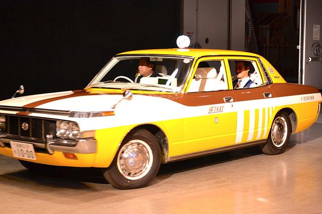 NAVER まとめ「素敵な選TAXI」のタクシーは時代先取りしたスタイリングでクラウン史上最大の失敗…