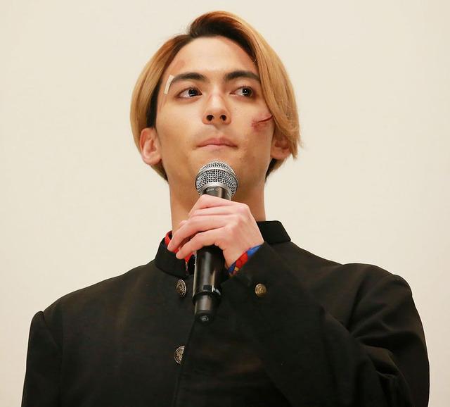 永瀬匡「これで伝わらなかったら役者をやめる!?」映画『ズタボロ』完成披露上映会 11枚目の写真・画像