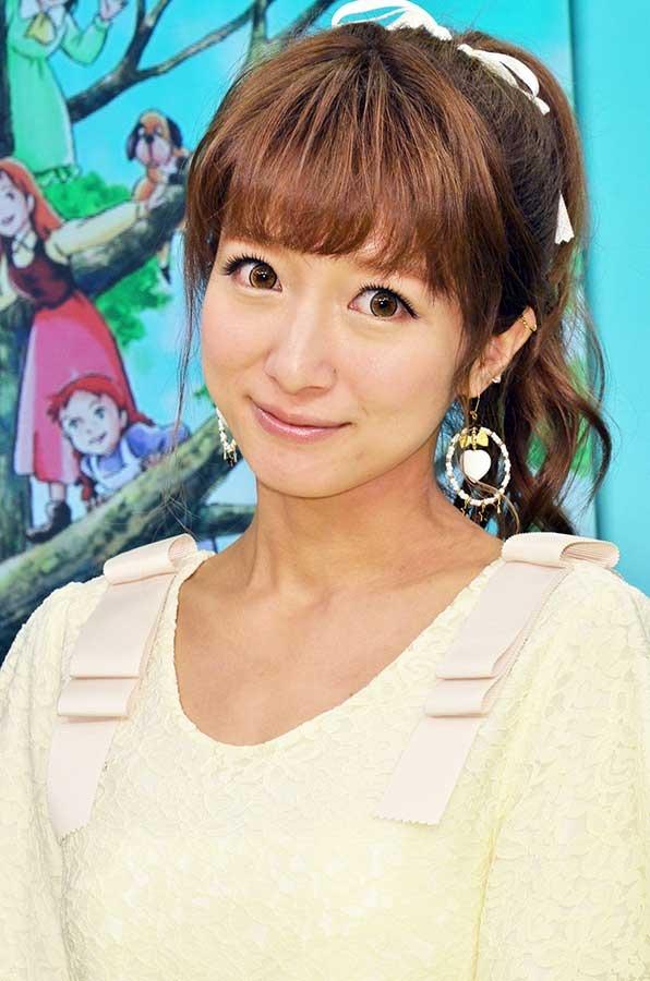 落ち着いて辻希美さん(28歳)最新のお姿を