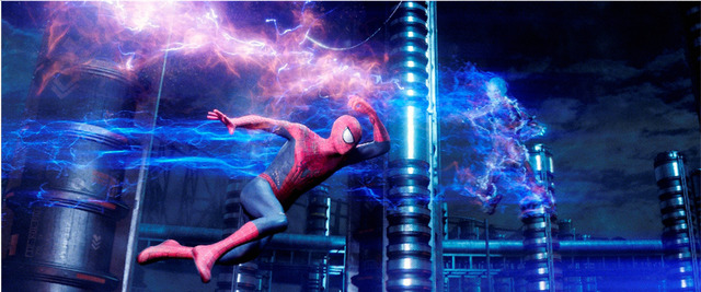 -(C)2014 Columbia Pictures Industries, Inc. and LSC Film Corporation. All Rights Reserved. Marvel, Spider-Man and all related character names and their distinctive likenesses: TM & -(C) 2016 Marvel Entertainment, LLC and its subsidiaries. All Rights Reserved.