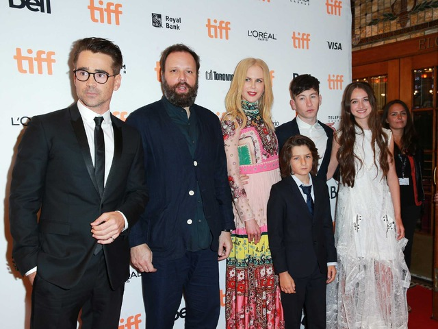『The Killing of a Sacred Deer』バリー・コーガン(C)Getty Images