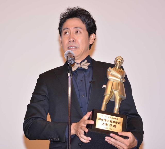 大泉洋/「大泉洋映画祭」初日舞台挨拶