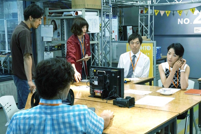 Amazonオリジナル「チェイス 第1章」  (C)JOKER FILMS INC.