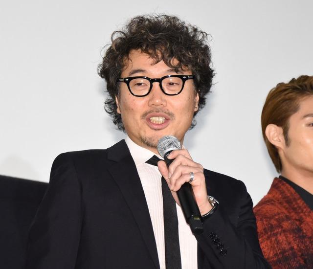 映画『覆面系ノイズ』初日舞台挨拶/三木康一郎監督