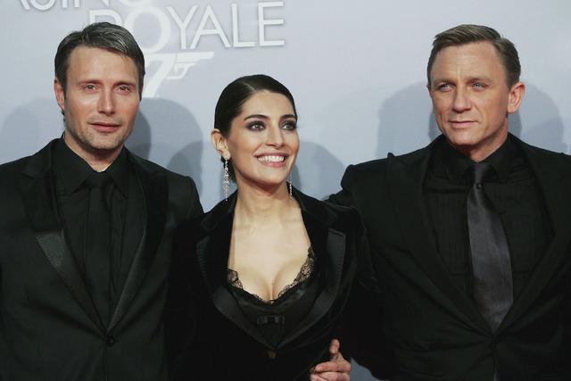 マッツ・ミケルセンほか『007 カジノ・ロワイヤル』キャスト-(C)Getty Images