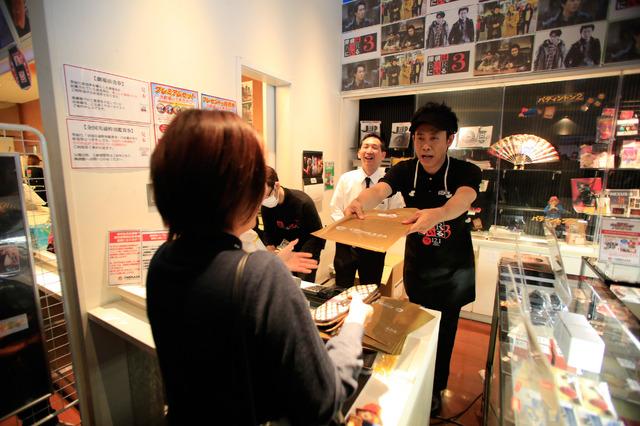 大泉洋、静岡の映画館にバイト助っ人で参戦