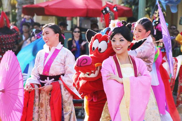 ムーラン&ムーシュー/「ルーナー・ニューイヤー・フェスティバル(=Lunar New Year Festival)」