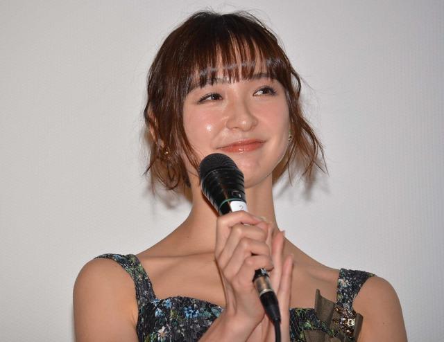 篠田麻里子/『ビジランテ』初日舞台挨拶