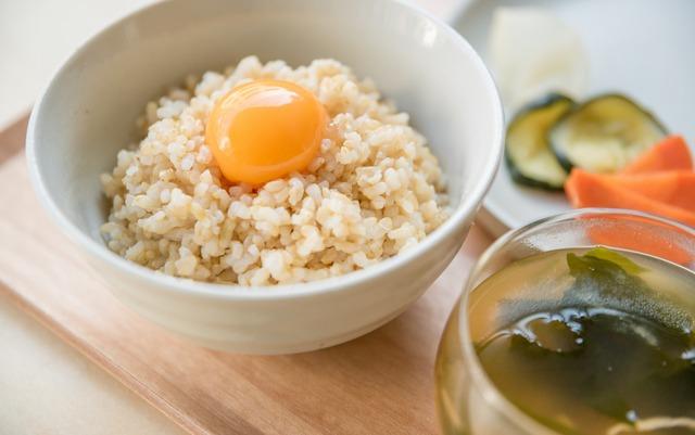 卵かけご飯「TKG」