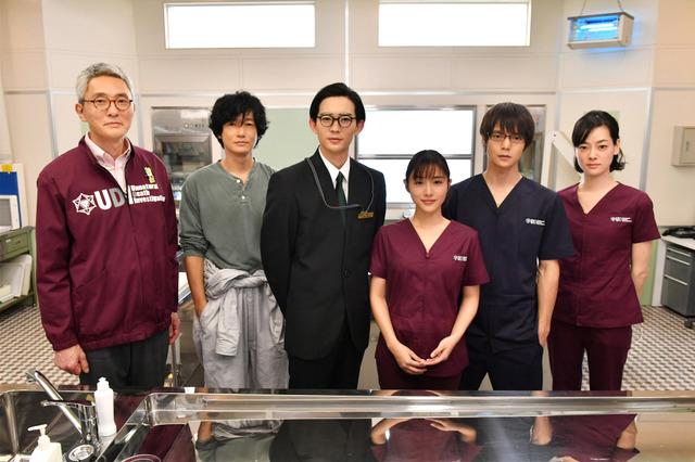 「アンナチュラル」(c)TBS