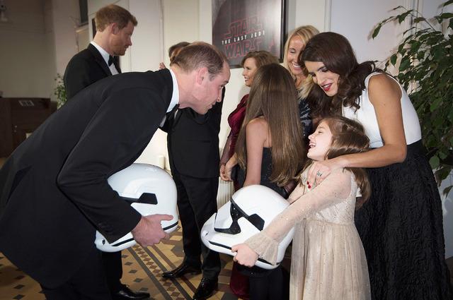 ウィリアム王子&ヘンリー王子-(C)Getty Images