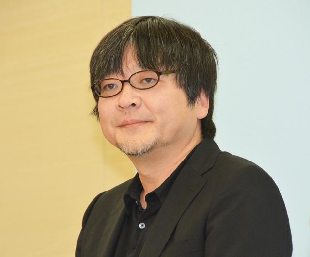 細田守監督/細田守監督 最新作発表