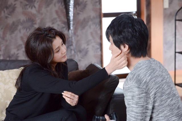 木曜ドラマF クリスマス・スペシャル「眠れぬ真珠~まだ恋してもいいですか?~」