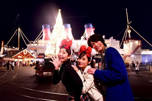 東京ディズニーシー/冬のスペシャルイベント「ディズニー・クリスマス」