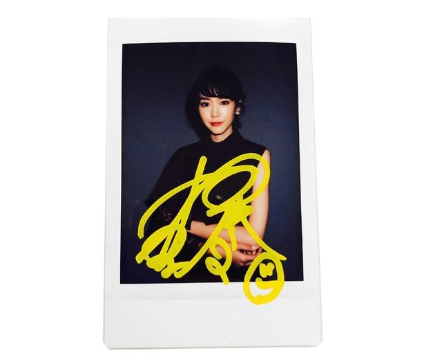 『リベンジgirl』桐谷美玲のサイン入りチェキを1名様にプレゼント