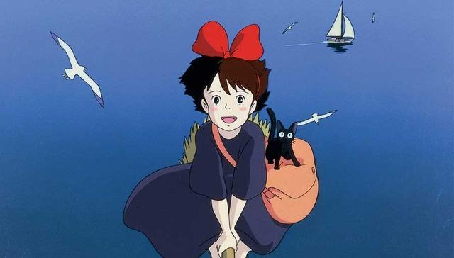 『魔女の宅急便』(C)1989 角野栄子・二馬力・GN