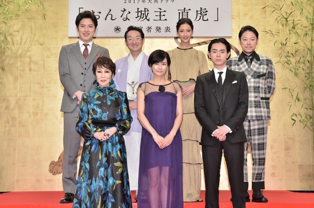 「おんな城主 直虎」(C)NHK