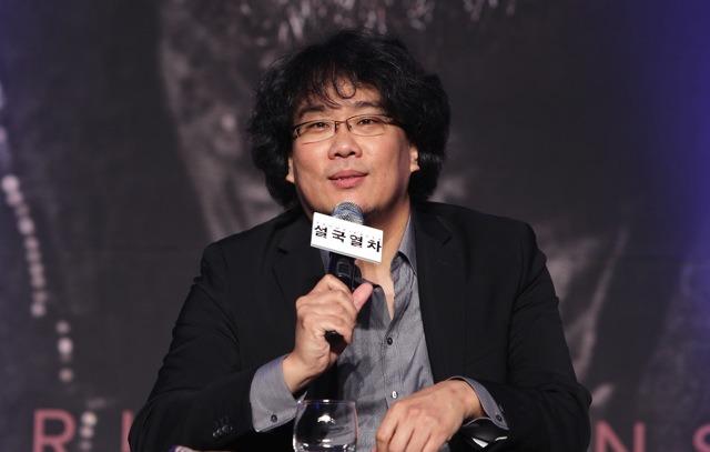 ポン・ジュノ監督 Getty Images