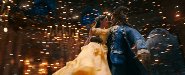 『美女と野獣』(C)2017 Disney Enterprises, Inc. All Rights Reserved.