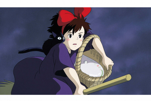 (c)1989 角野栄子・Studio Ghibli・N
