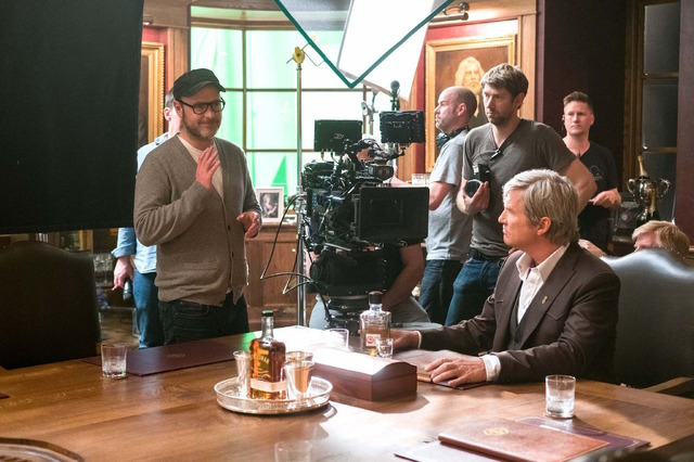 マシュー・ヴォーン監督/『キングスマン:ゴールデン・サークル』 (C)2017 Twentieth Century Fox Film Corporation