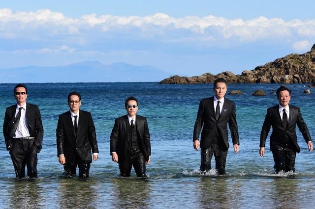 「バイプレイヤーズ~もしも名脇役がテレ東朝ドラで無人島生活したら~」(C)「バイプレイヤーズ2018」製作委員会
