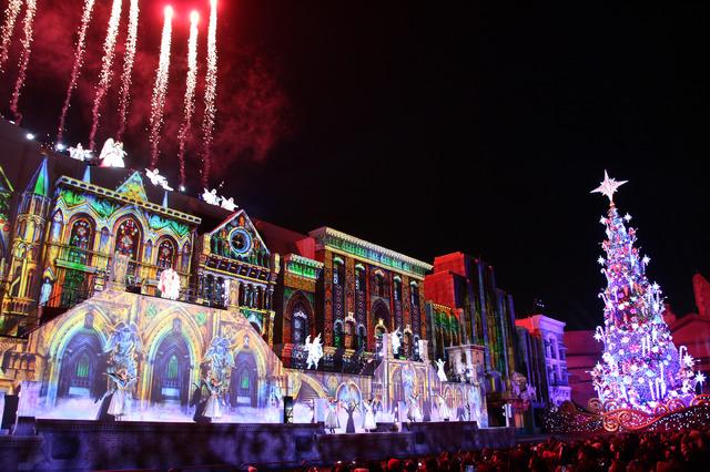 ユニバーサル・スタジオ・ジャパンの冬のシーズナル・イベント