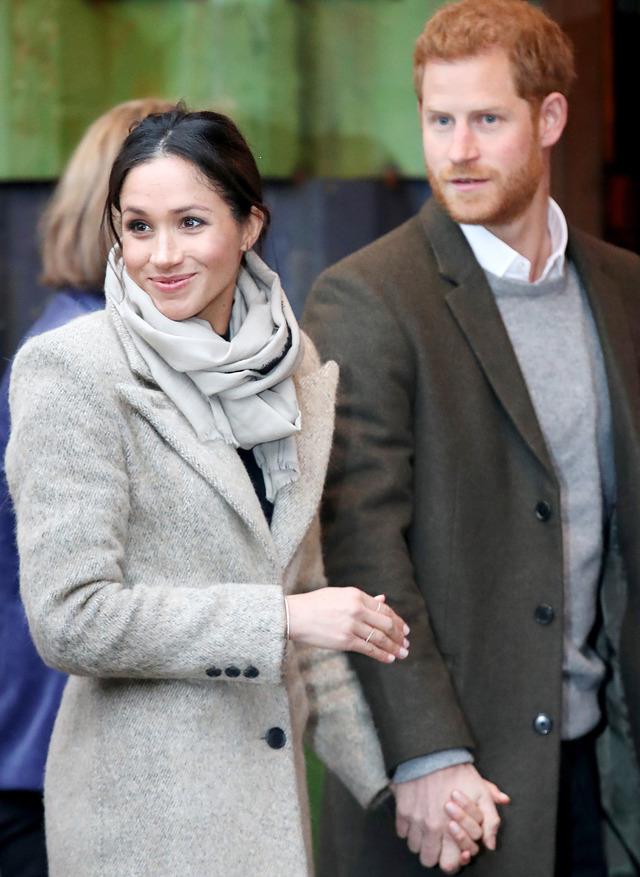 メーガン・マークル&ヘンリー王子-(C)Getty Images