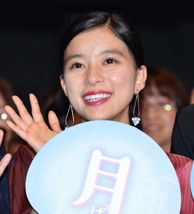 芳根京子/「海月姫」制作発表会見