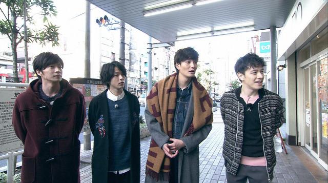 岡田将生&田中圭&中村倫也「火曜サプライズ」-(C)NTV