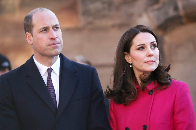 ウィリアム王子&キャサリン妃-(C)Getty Images